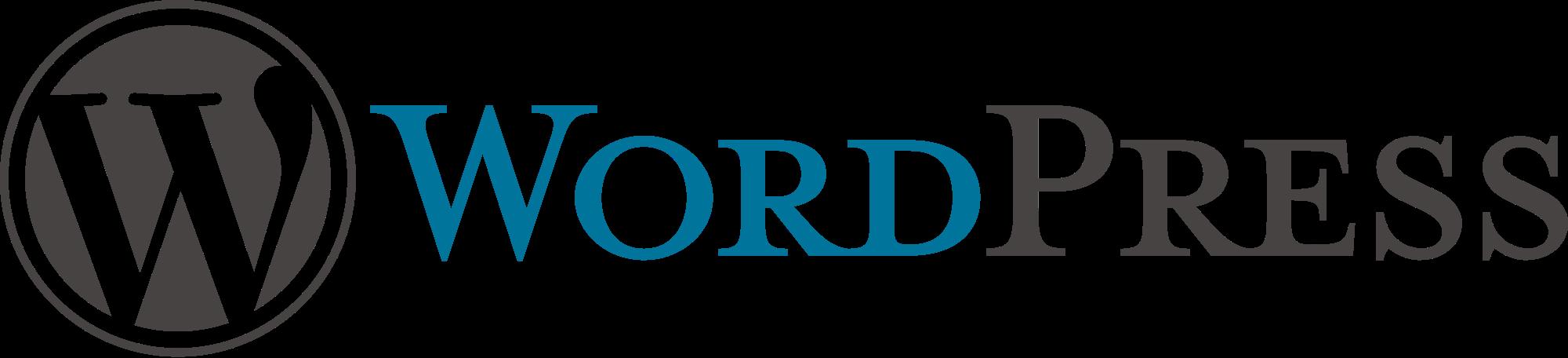 logo wordpress - Portfolio