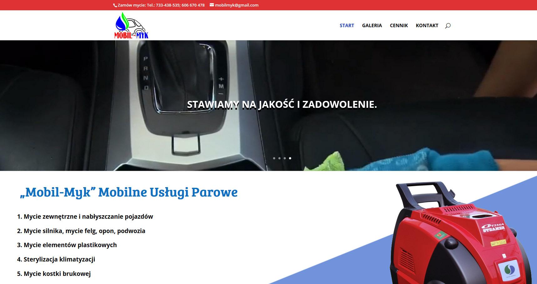 mobilmyk - Nasze realizacje