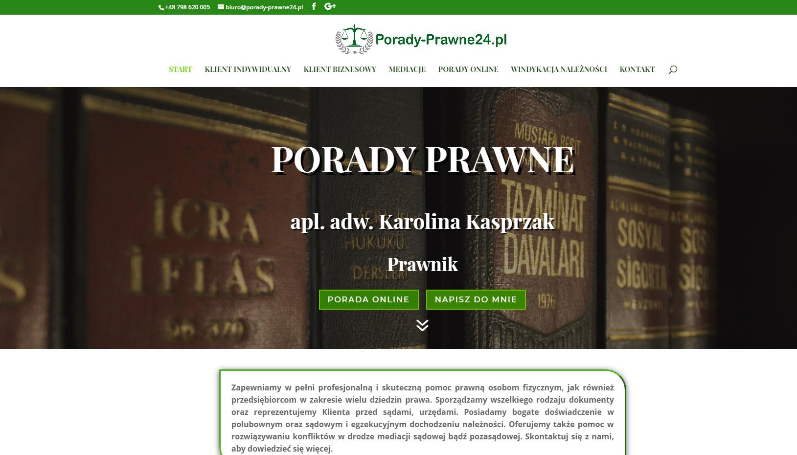 porprawne24 - Nasze realizacje