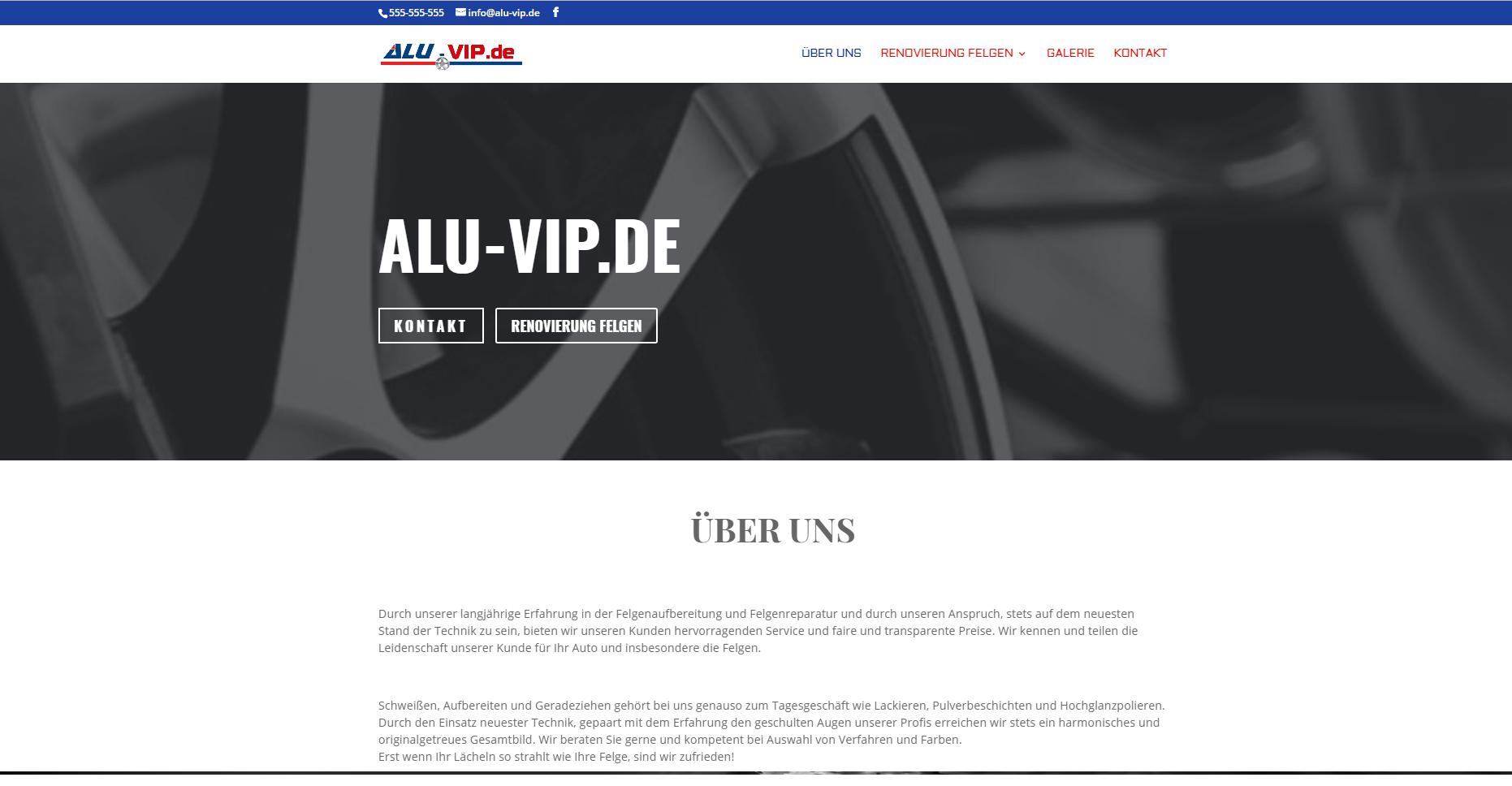 alu vip - Nasze realizacje