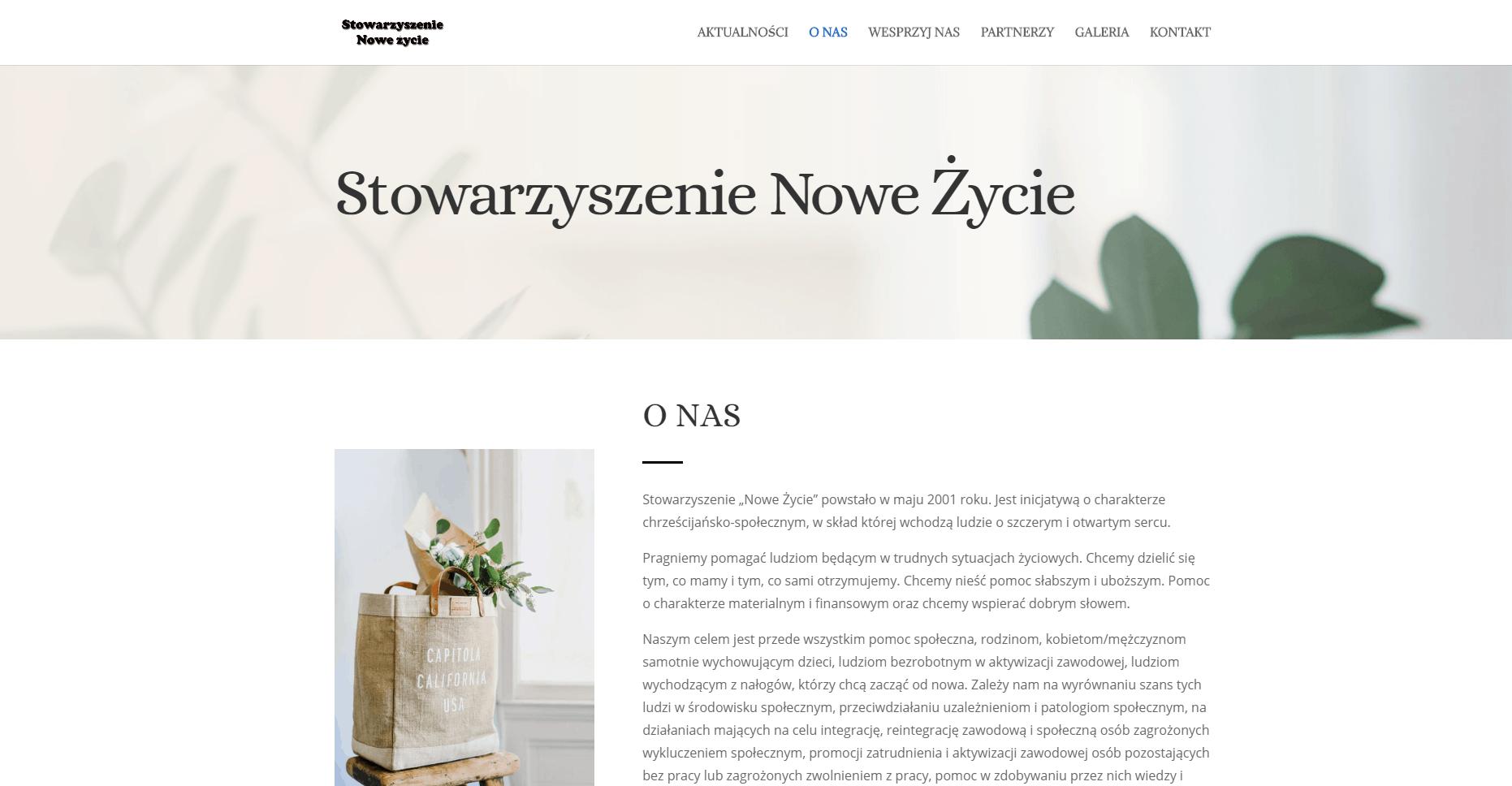 nowezycie.org  - Nasze realizacje
