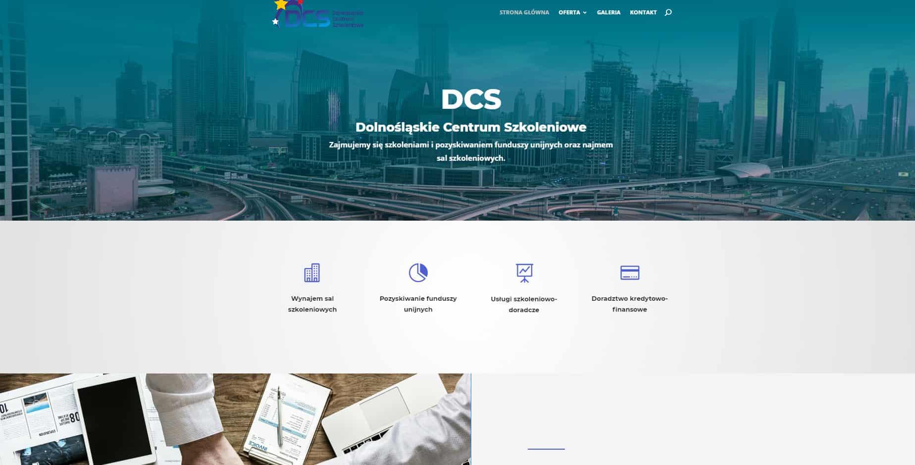 dcs - Nasze realizacje