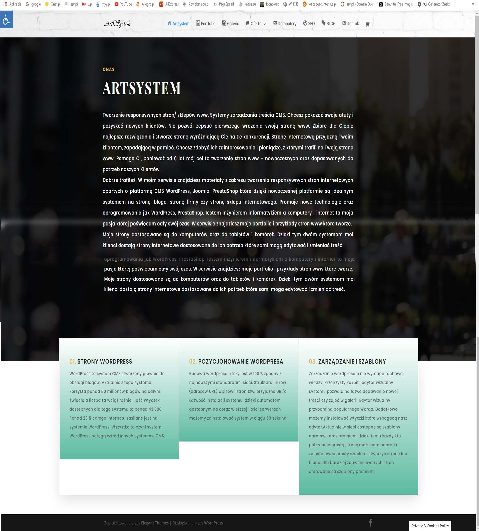artsystem - Nasze realizacje