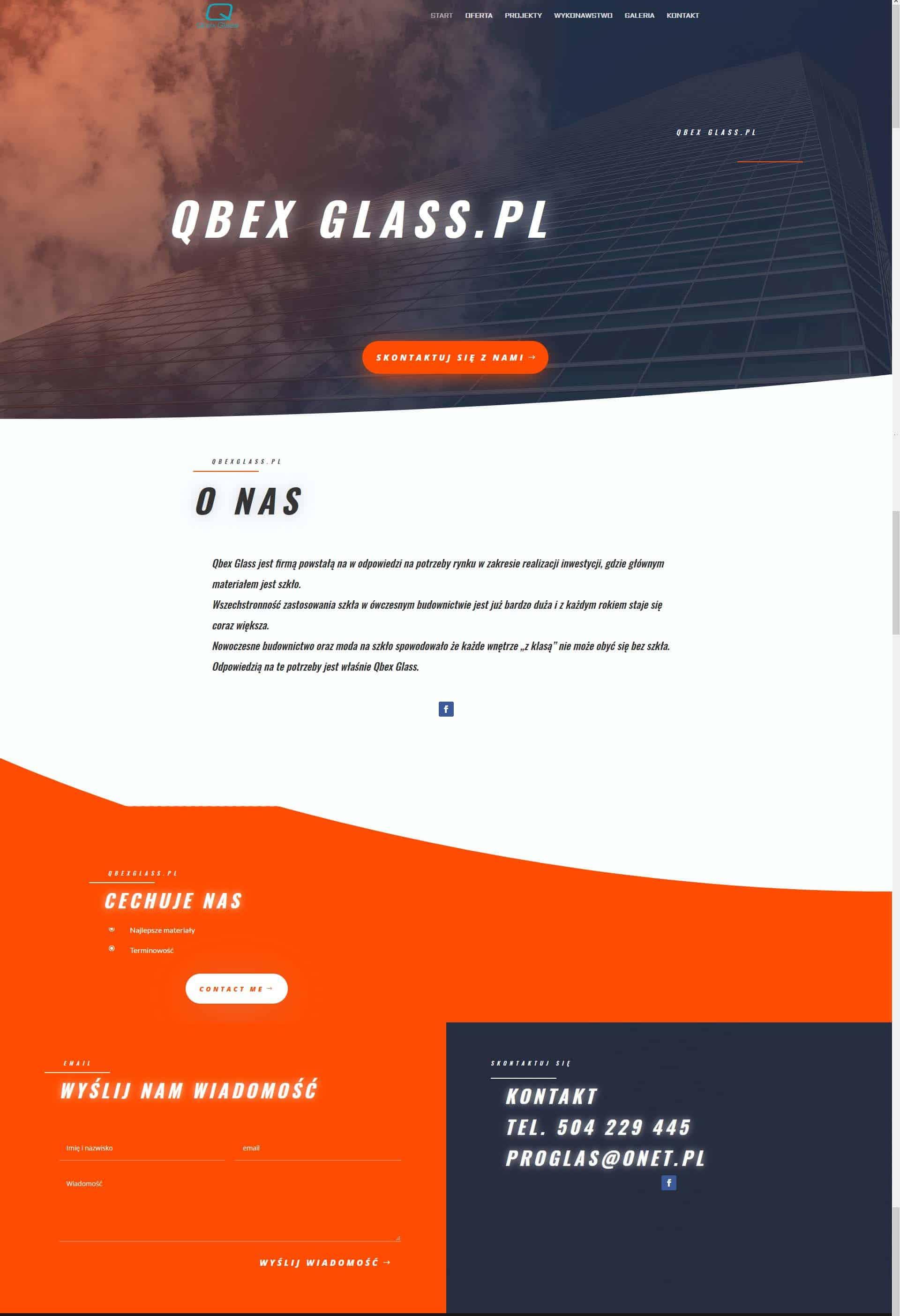 qubexglas - Nasze realizacje