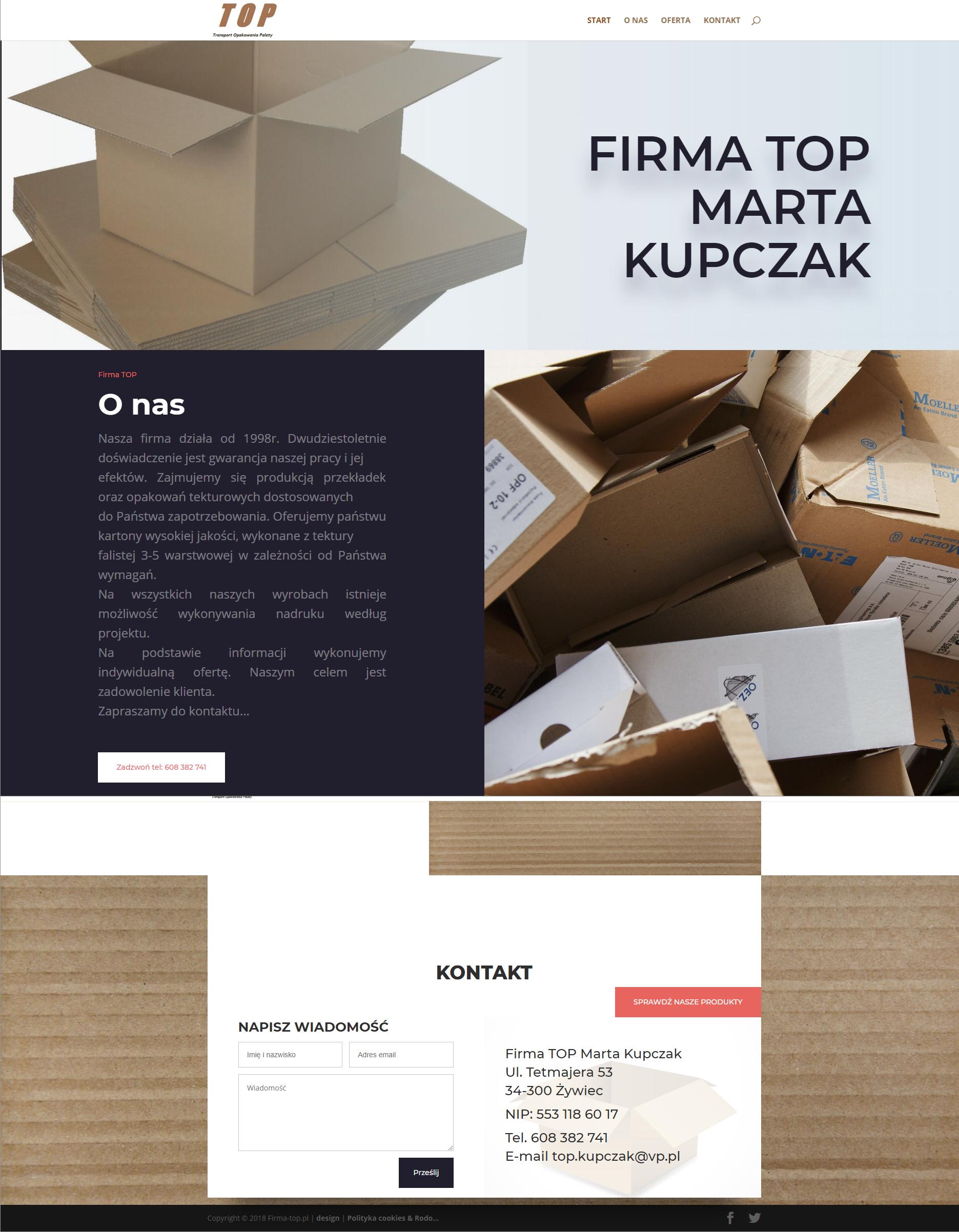 firmatop - Nasze realizacje